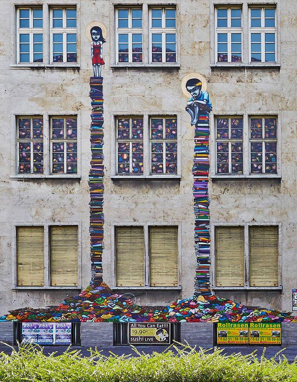 Artist Schirn Kunsthalle, Fotografii de Norbert Miguletz
