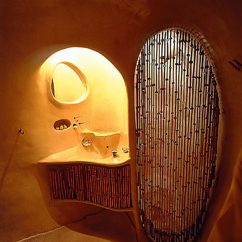 adelaparvu.com despre Casa Naucalpan, Edo, arhitect Javier Senosiain, Foto Organic Architecture (28)