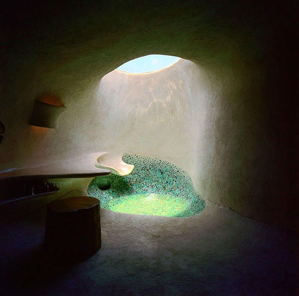 adelaparvu.com despre Casa Naucalpan, Edo, arhitect Javier Senosiain, Foto Organic Architecture (29)