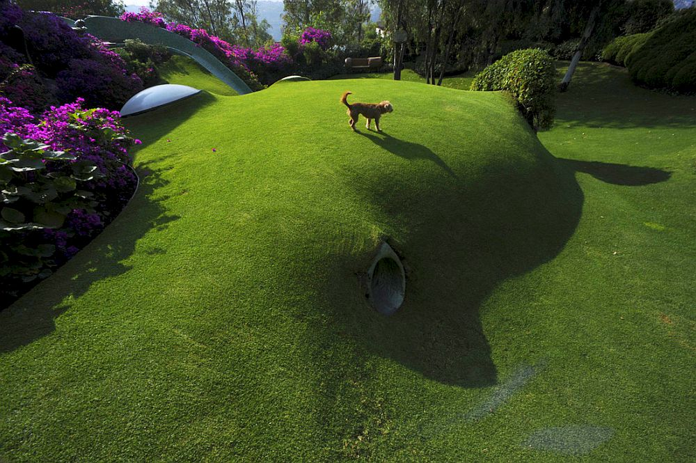 adelaparvu.com despre Casa Naucalpan, Edo, arhitect Javier Senosiain, Foto Organic Architecture (36)