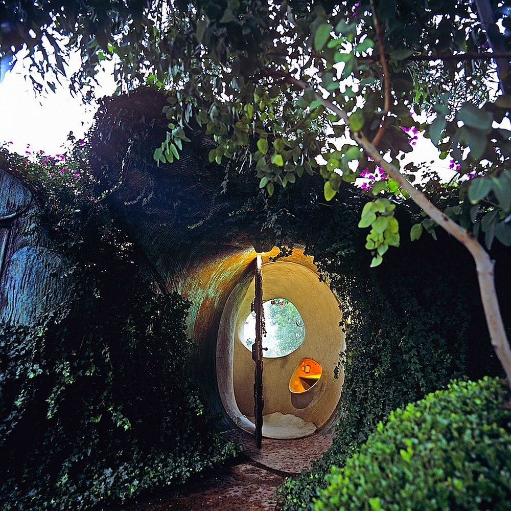 adelaparvu.com despre Casa Naucalpan, Edo, arhitect Javier Senosiain, Foto Organic Architecture (40)