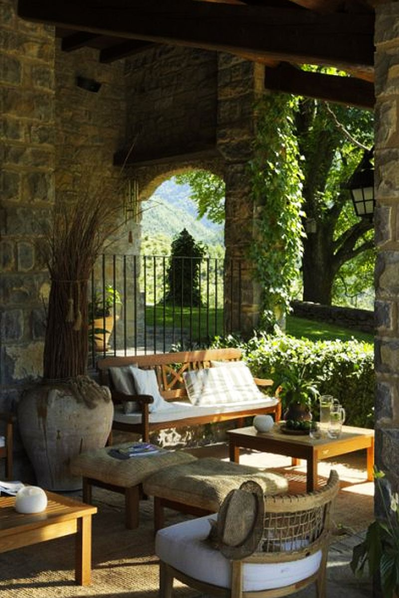 adelaparvu.com despre Casa de San Martin, arhitect Javier Martinz Godin, interior designer Tania Freixenet (28)