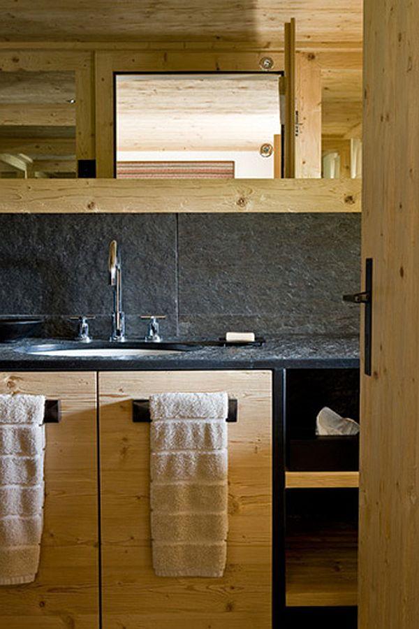 adelaparvu.com despre Chalet in Gstaad, design interior Federica Palacios, Foto AD, Gilles Trillard (10)