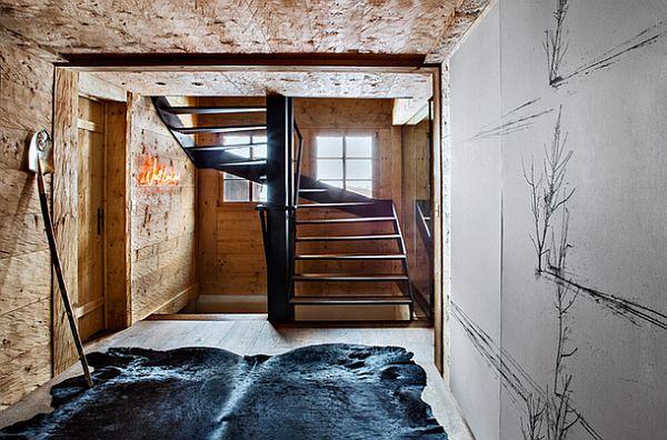 adelaparvu.com despre Chalet in Gstaad, design interior Federica Palacios, Foto AD, Gilles Trillard (13)