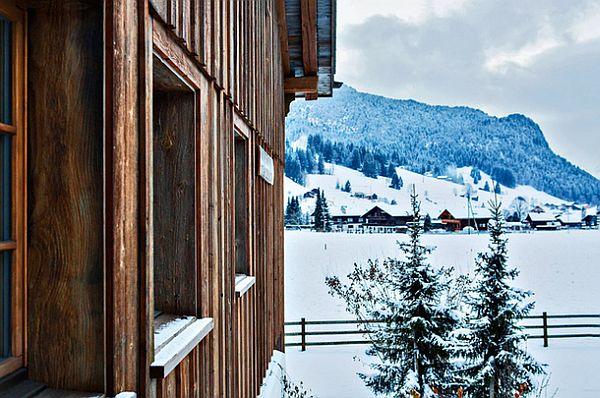 adelaparvu.com despre Chalet in Gstaad, design interior Federica Palacios, Foto AD, Gilles Trillard (14)