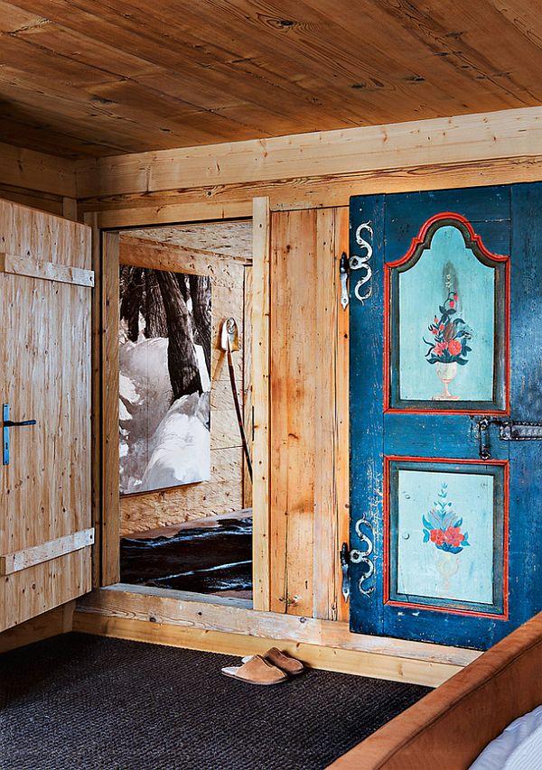 adelaparvu.com despre Chalet in Gstaad, design interior Federica Palacios, Foto AD, Gilles Trillard (16)