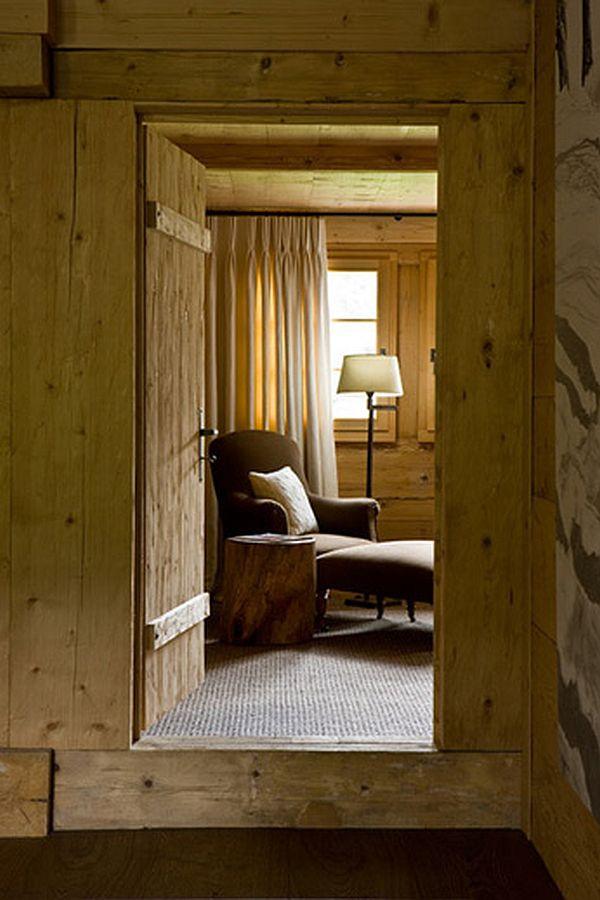 adelaparvu.com despre Chalet in Gstaad, design interior Federica Palacios, Foto AD, Gilles Trillard (7)