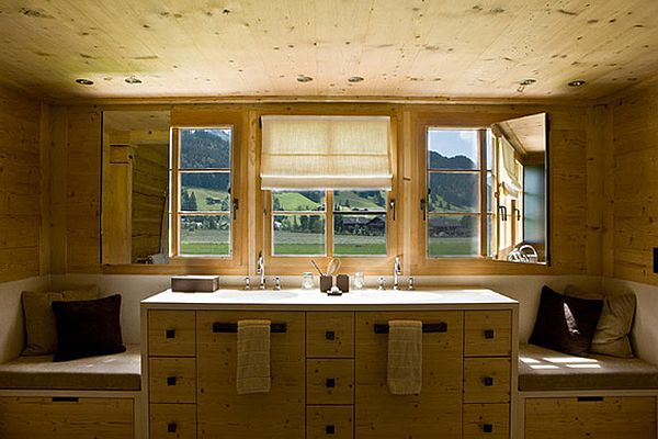 adelaparvu.com despre Chalet in Gstaad, design interior Federica Palacios, Foto AD, Gilles Trillard (9)