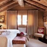 adelaparvu.com despre Klosters Ski Chalet, cabana din lemn luxoasa in Elvetia (4)
