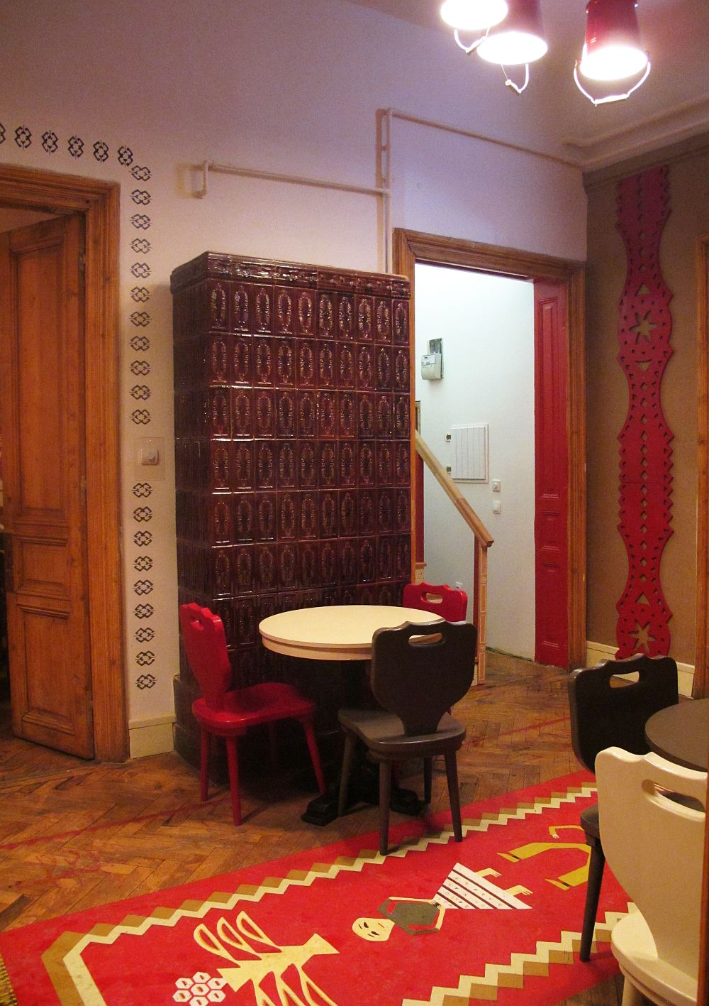 adelaparvu.com despre La Copac, design Interior Mihai Grama (4)