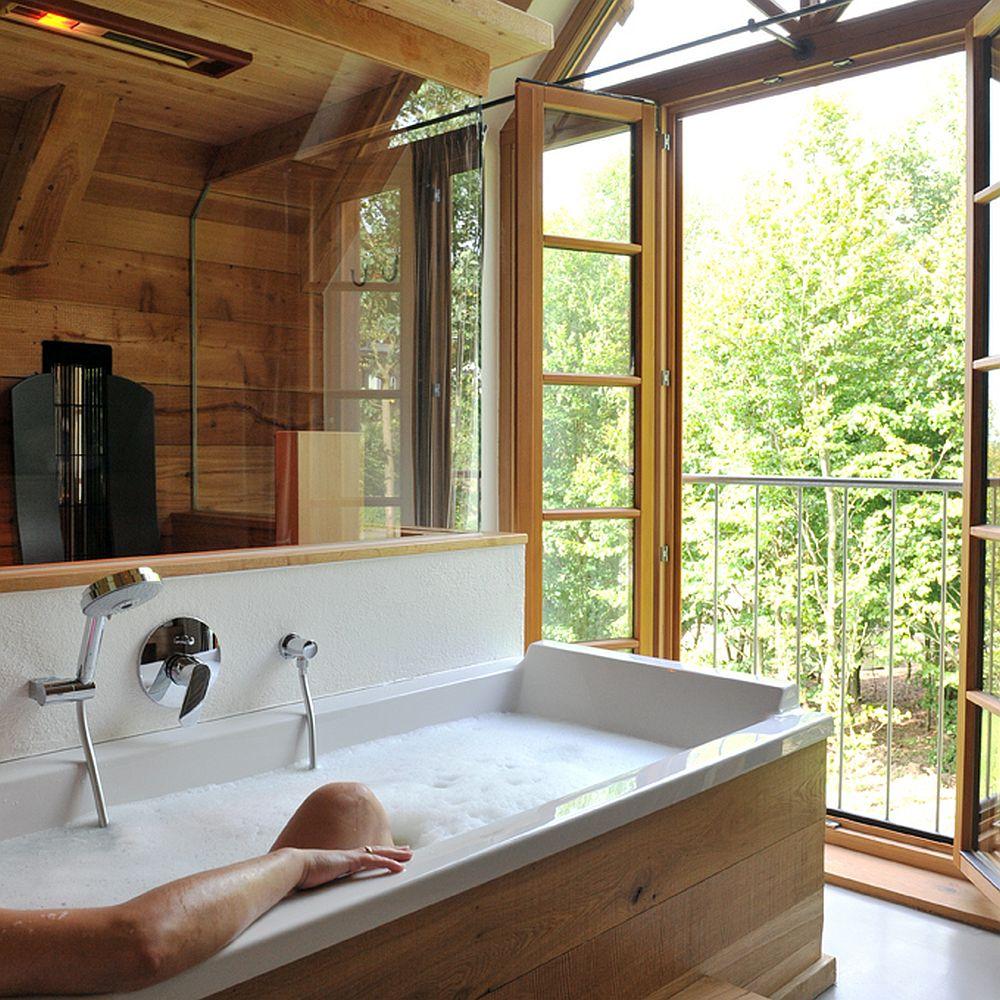 ce mi place modelul sta de cas materiale rustice dar decor modern n 90 de mp adela p rvu. Black Bedroom Furniture Sets. Home Design Ideas