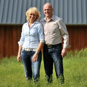 Jessica Gerritsen și Ralf Blümer