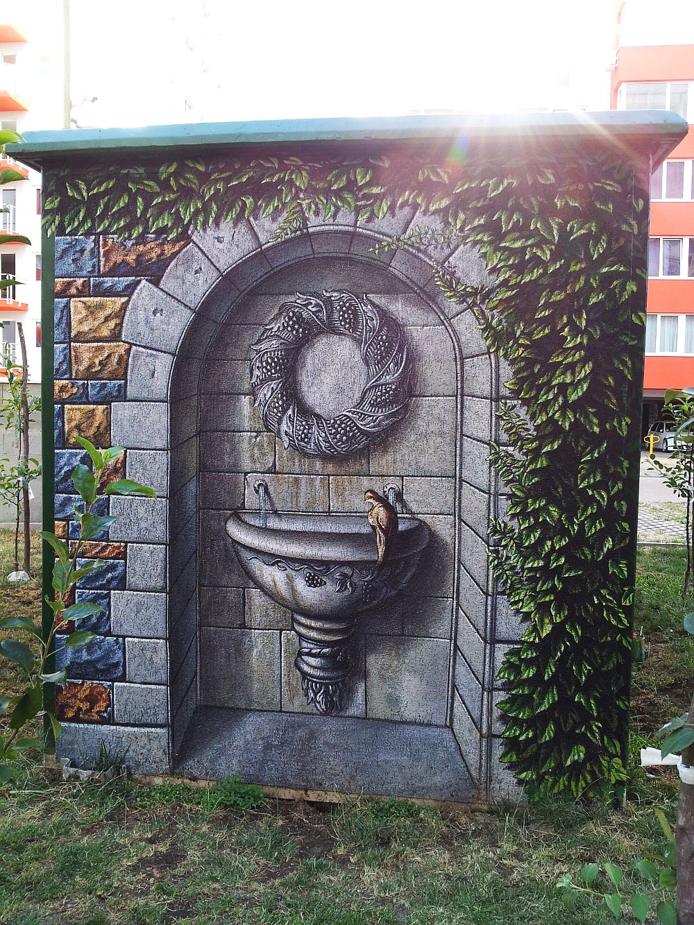 adelaparvu.com despre Sabin Chintoan si pictura urbana, Foto Sabin Chintoan (20)