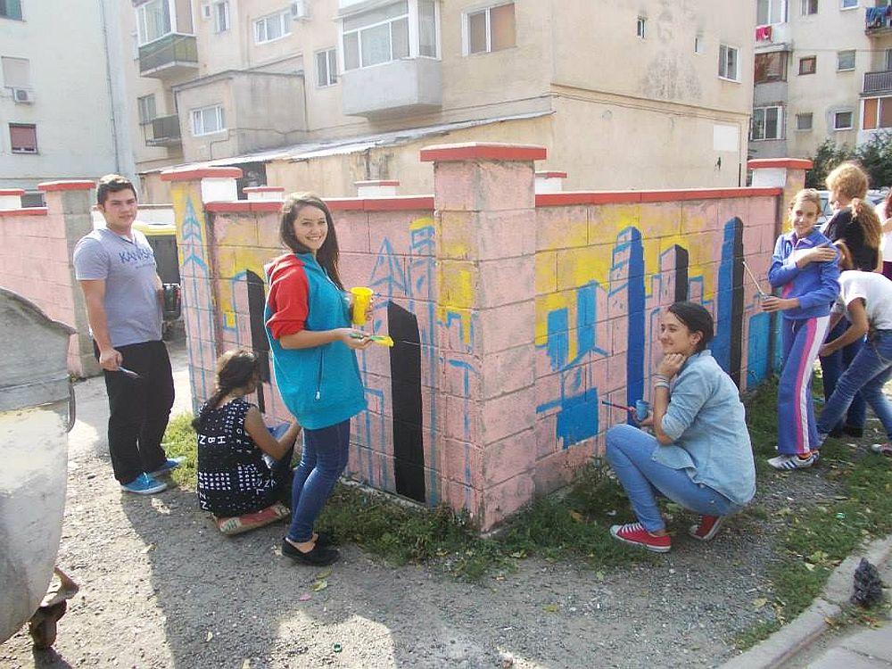 adelaparvu.com despre Sabin Chintoan si pictura urbana, Foto Sabin Chintoan (7)