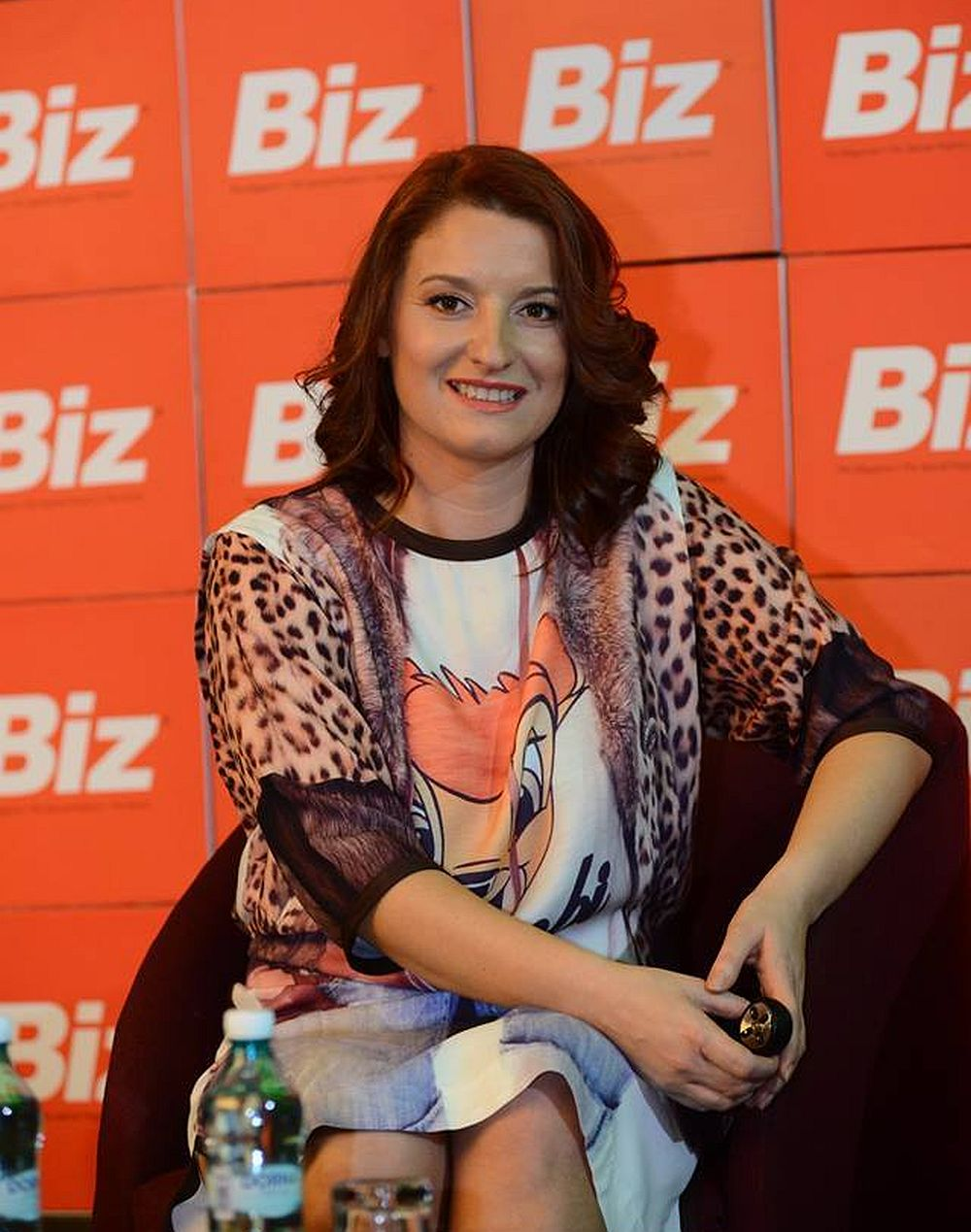 Marta Usurelu, redactor-sef revista Biz si blogger la martausurelu.ro