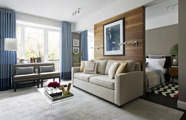 adelaparvu.com despre amenajare apartament doua camere, design interior SOG Interiors (2)