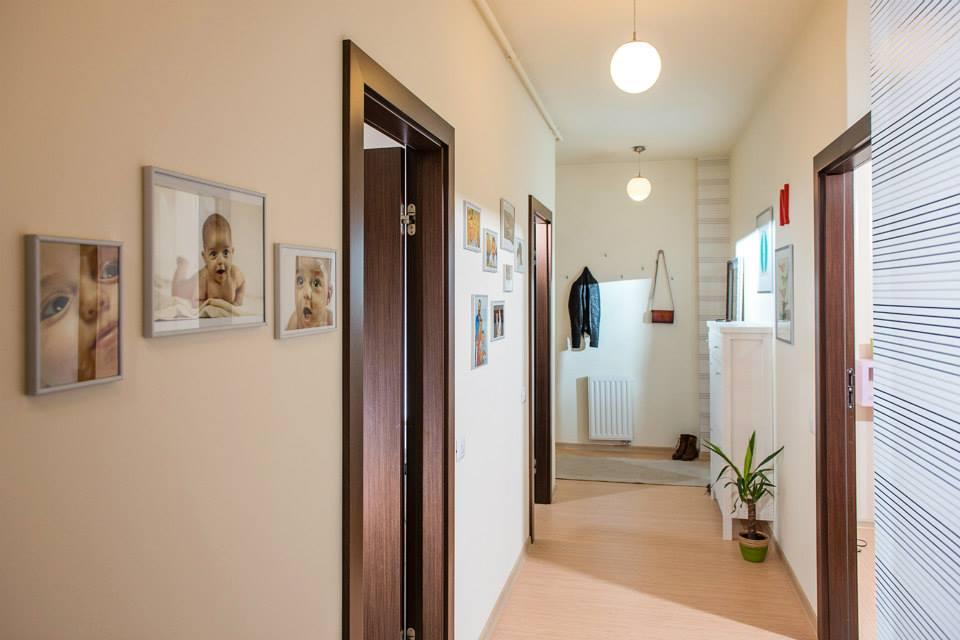 adelaparvu.com despre amenajare apartament trei camere,design interior Cristina Bordoiu, Foto Sorin Popa (1)