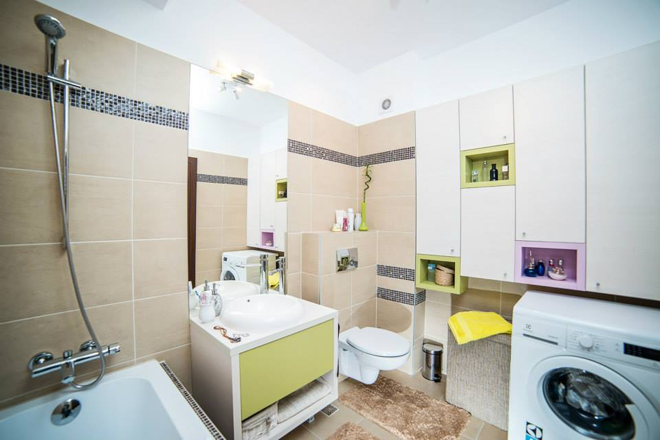 adelaparvu.com despre amenajare apartament trei camere,design interior Cristina Bordoiu, Foto Sorin Popa (2)