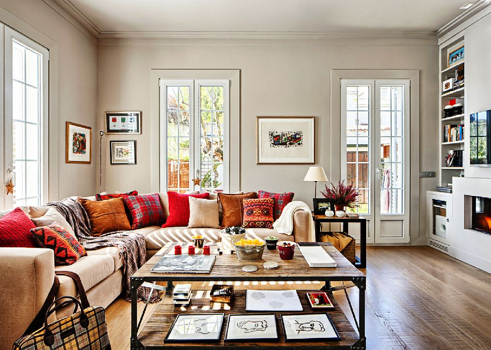 adelaparvu.com despre apartament de doua camere cu bucatarie deschisa si dressing generos, Foto Micasa (1)