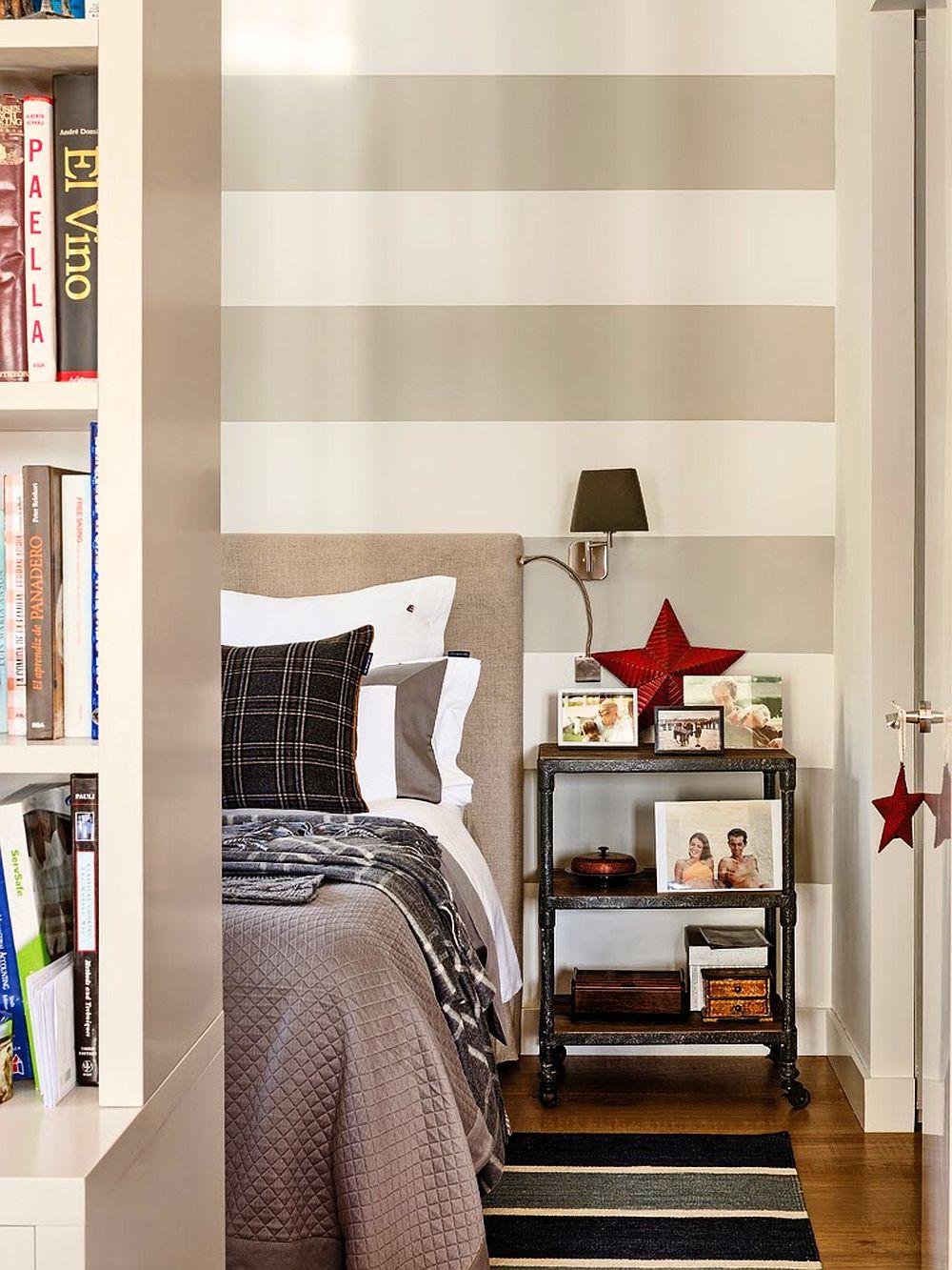 adelaparvu.com despre apartament de doua camere cu bucatarie deschisa si dressing generos, Foto Micasa (11)