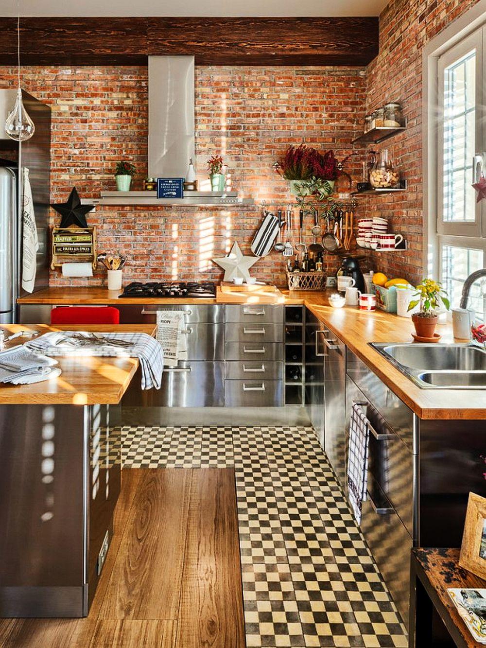 adelaparvu.com despre apartament de doua camere cu bucatarie deschisa si dressing generos, Foto Micasa (3)