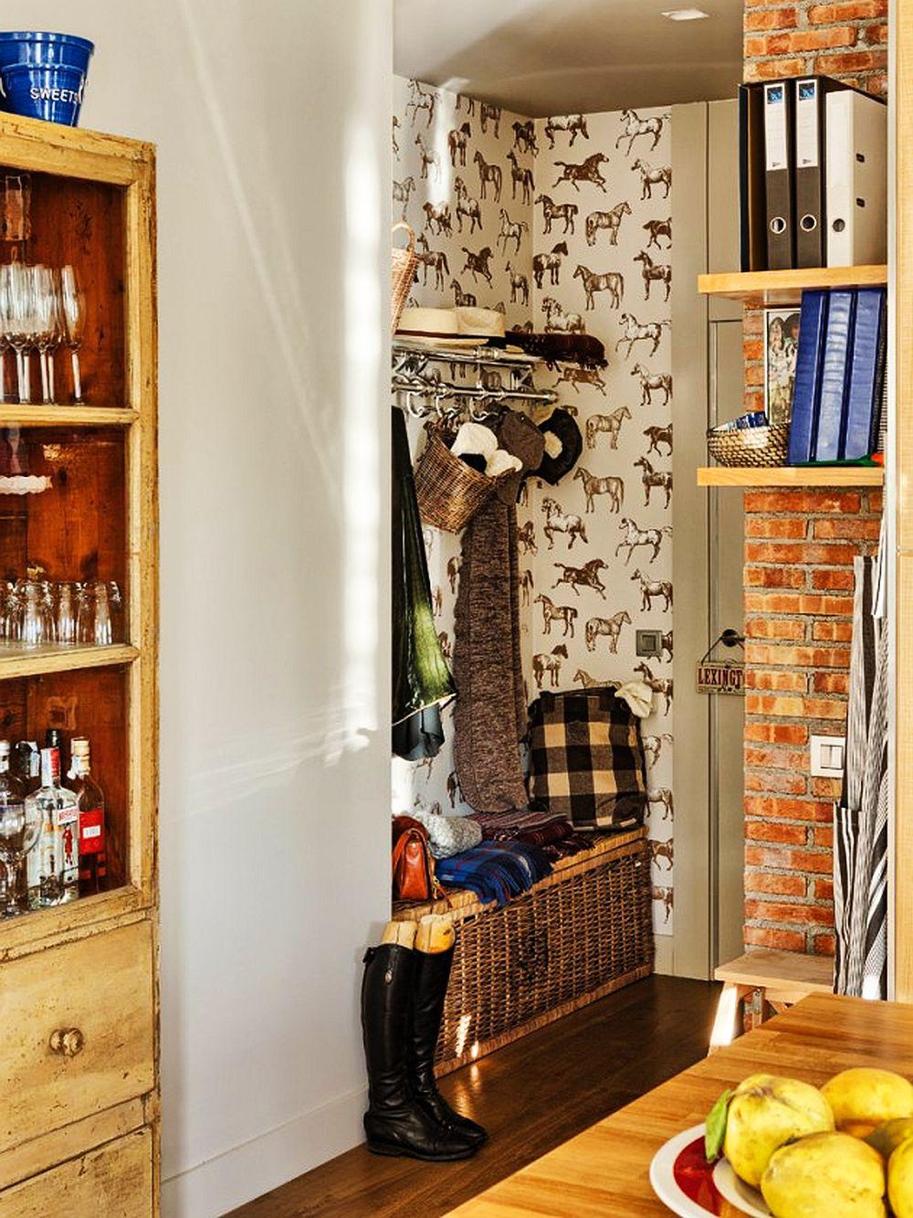 adelaparvu.com despre apartament de doua camere cu bucatarie deschisa si dressing generos, Foto Micasa (5)