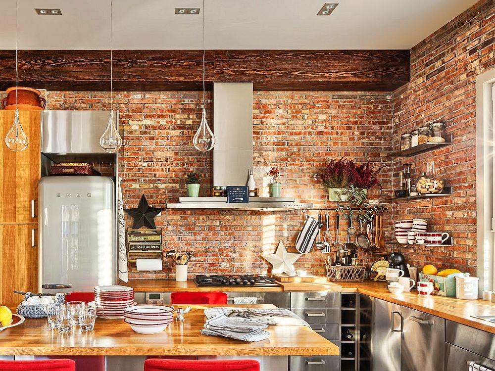 adelaparvu.com despre apartament de doua camere cu bucatarie deschisa si dressing generos, Foto Micasa (9)