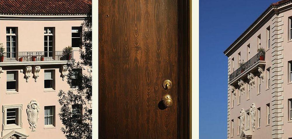 adelaparvu.com despre apartament de doua camere in stil eclectic, design interior Robert Holgate, Foto JD Peterson (1)