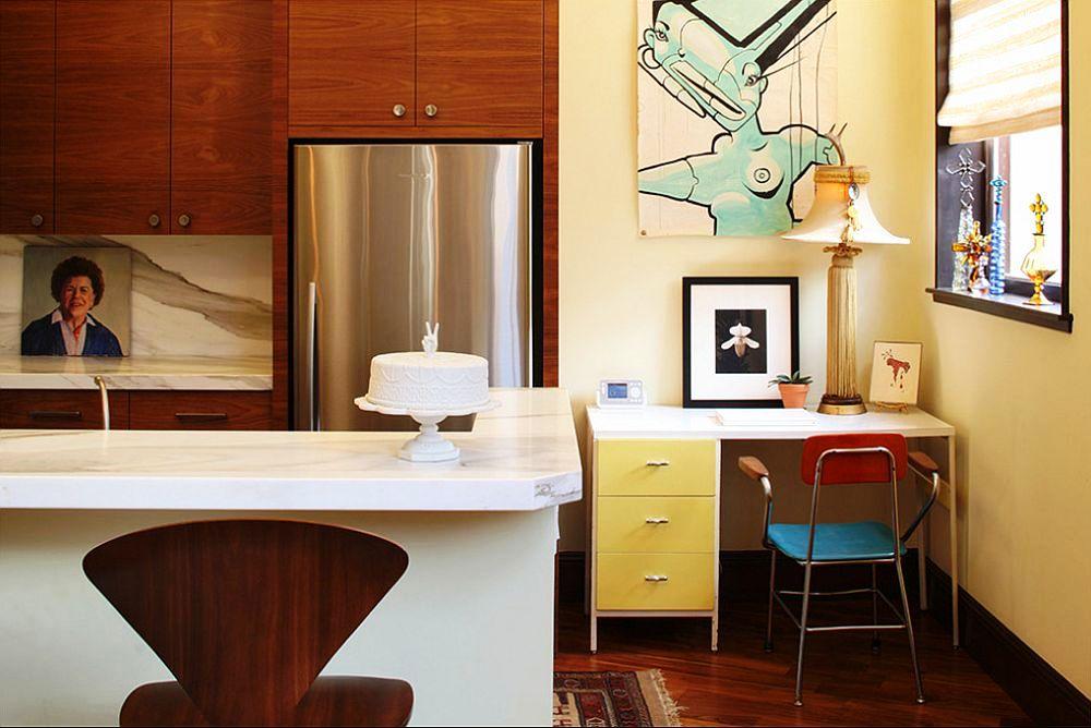 adelaparvu.com despre apartament de doua camere in stil eclectic, design interior Robert Holgate, Foto JD Peterson (10)