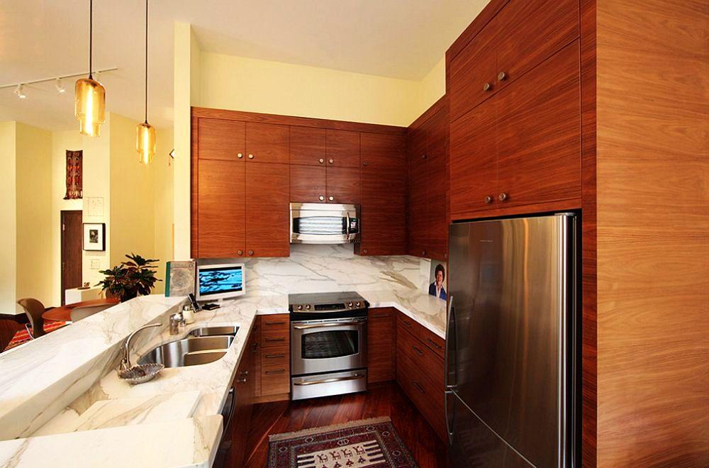 adelaparvu.com despre apartament de doua camere in stil eclectic, design interior Robert Holgate, Foto JD Peterson (11)
