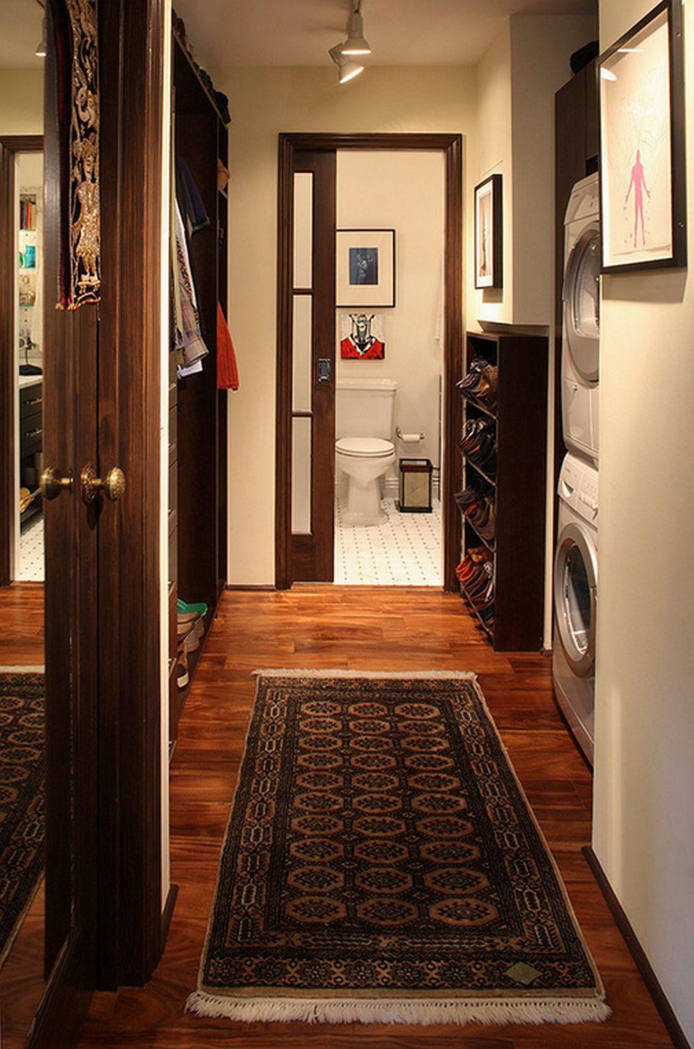 adelaparvu.com despre apartament de doua camere in stil eclectic, design interior Robert Holgate, Foto JD Peterson (12)