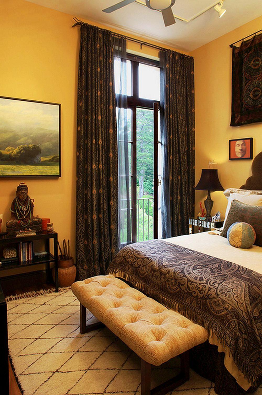 adelaparvu.com despre apartament de doua camere in stil eclectic, design interior Robert Holgate, Foto JD Peterson (14)