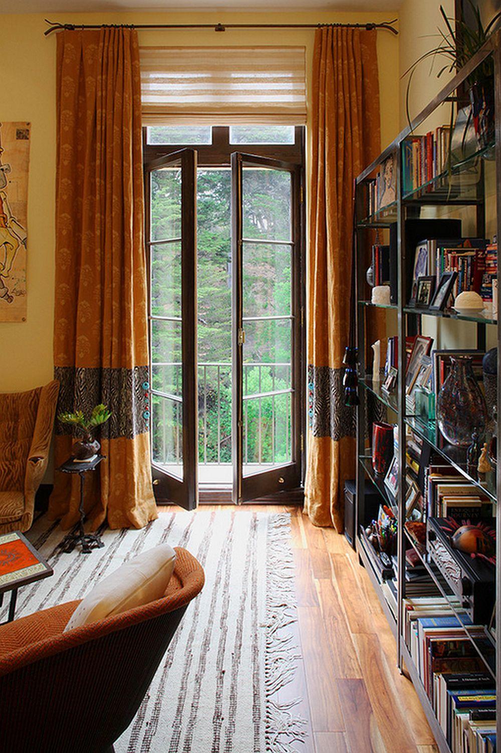 adelaparvu.com despre apartament de doua camere in stil eclectic, design interior Robert Holgate, Foto JD Peterson (2)