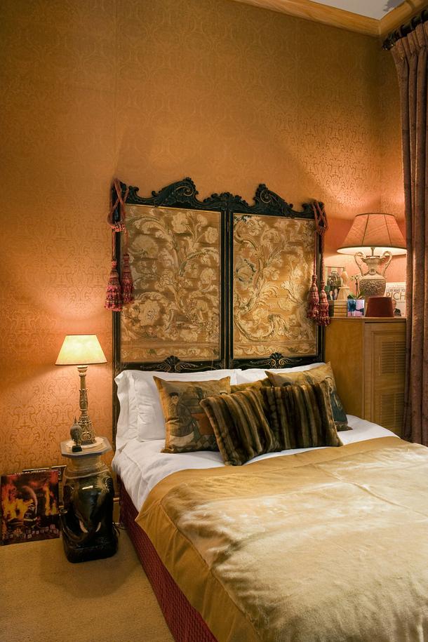 adelaparvu.com despre apartament decorat in stil clasic, vintage, design Baldassarre La Rizza, Foto AD (11)