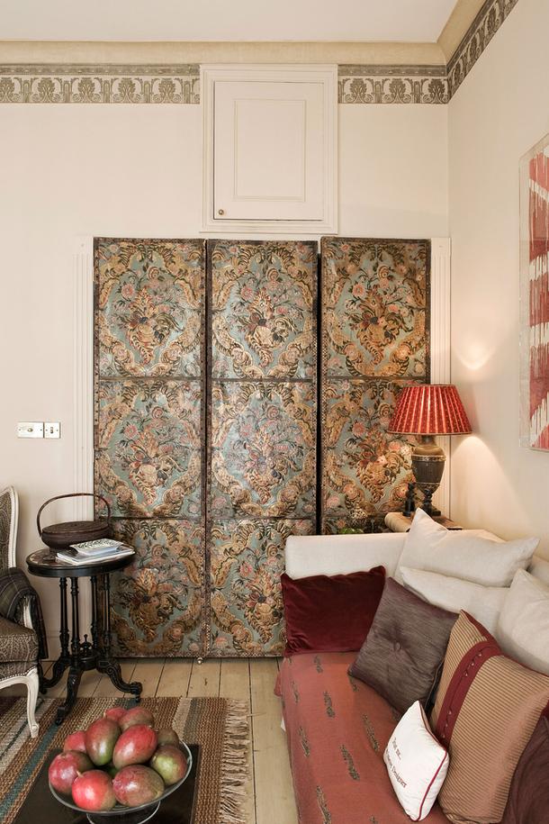 adelaparvu.com despre apartament decorat in stil clasic, vintage, design Baldassarre La Rizza, Foto AD (5)