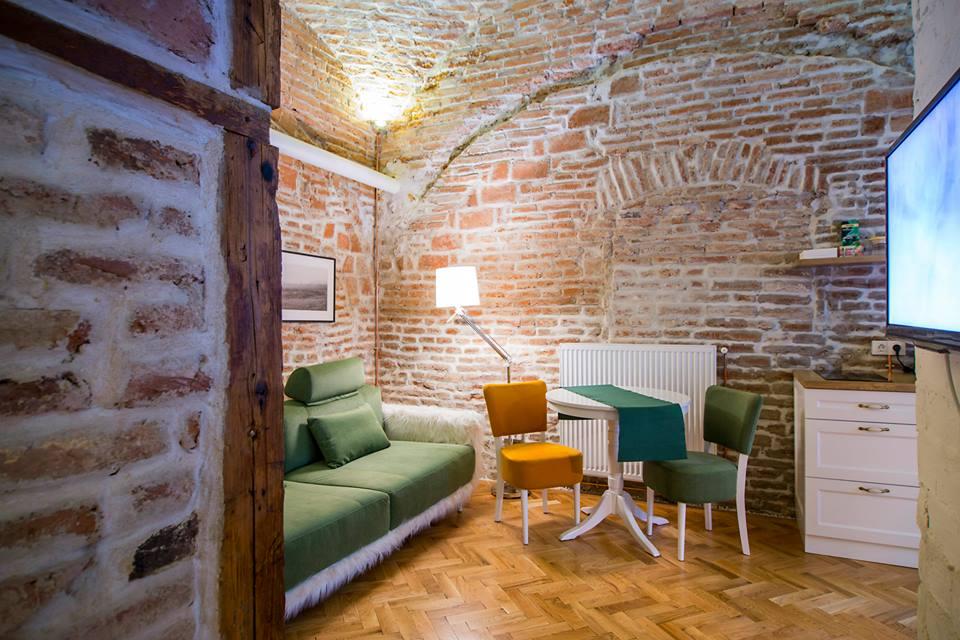 adelaparvu.com despre apartamente in Cluj, The Garden Studio, designer Dacian Morar (1)