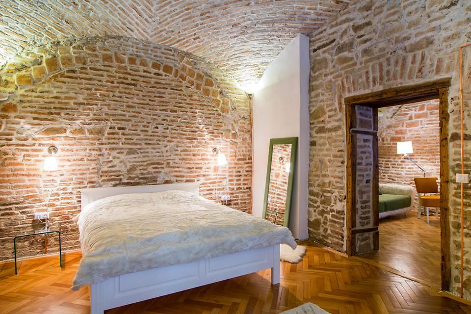 adelaparvu.com despre apartamente in Cluj, The Garden Studio, designer Dacian Morar (2)