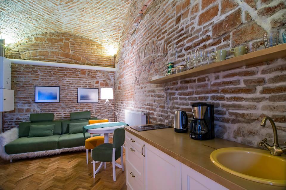 adelaparvu.com despre apartamente in Cluj, The Garden Studio, designer Dacian Morar (5)