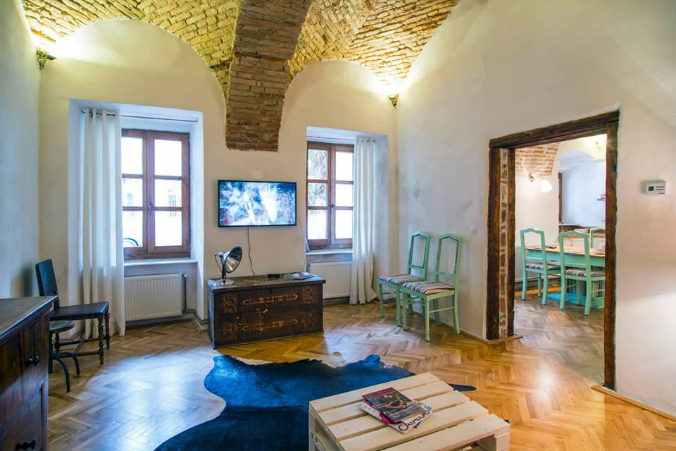 adelaparvu.com despre apartamente la Cluj, The Garden Apartment, designer Dacian Morar (10)