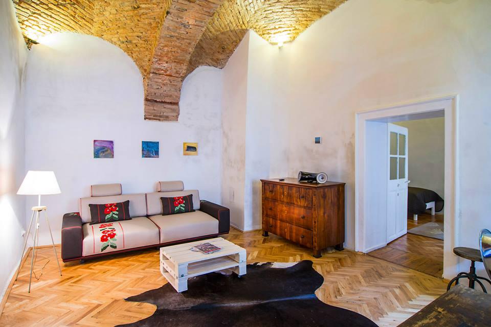 adelaparvu.com despre apartamente la Cluj, The Garden Apartment, designer Dacian Morar (13)