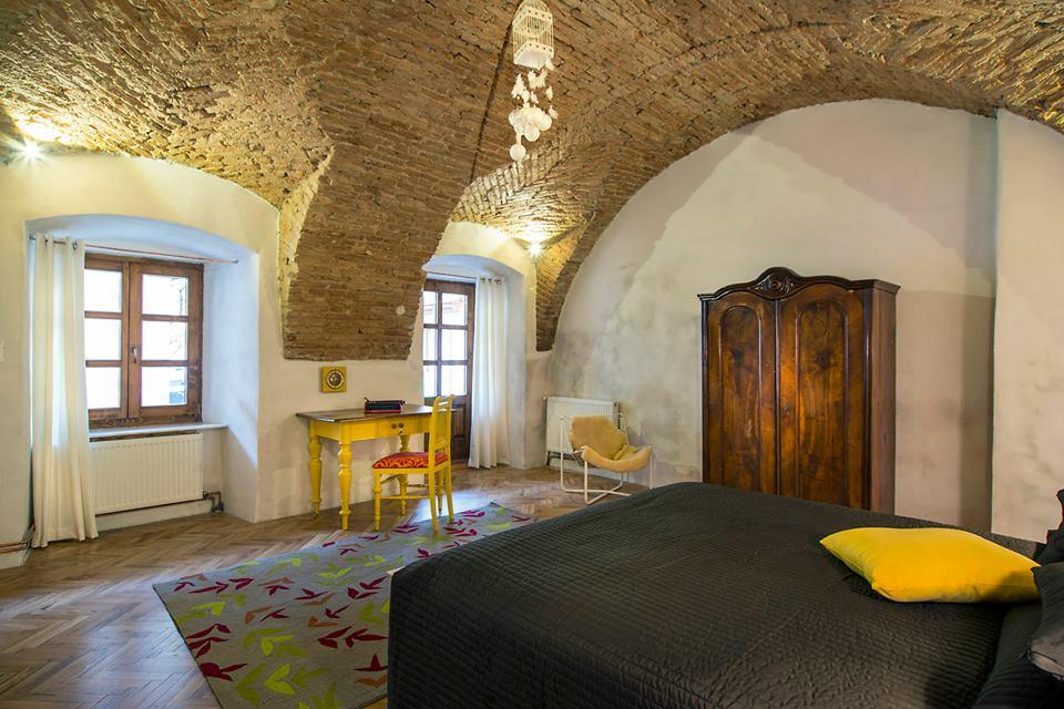 adelaparvu.com despre apartamente la Cluj, The Garden Apartment, designer Dacian Morar (4)