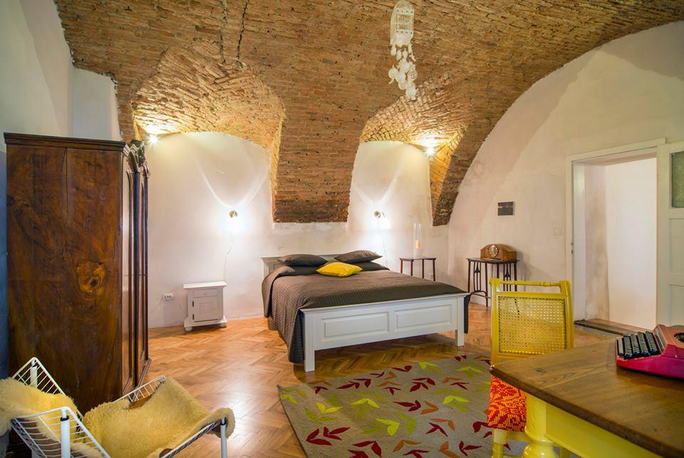 adelaparvu.com despre apartamente la Cluj, The Garden Apartment, designer Dacian Morar (7)
