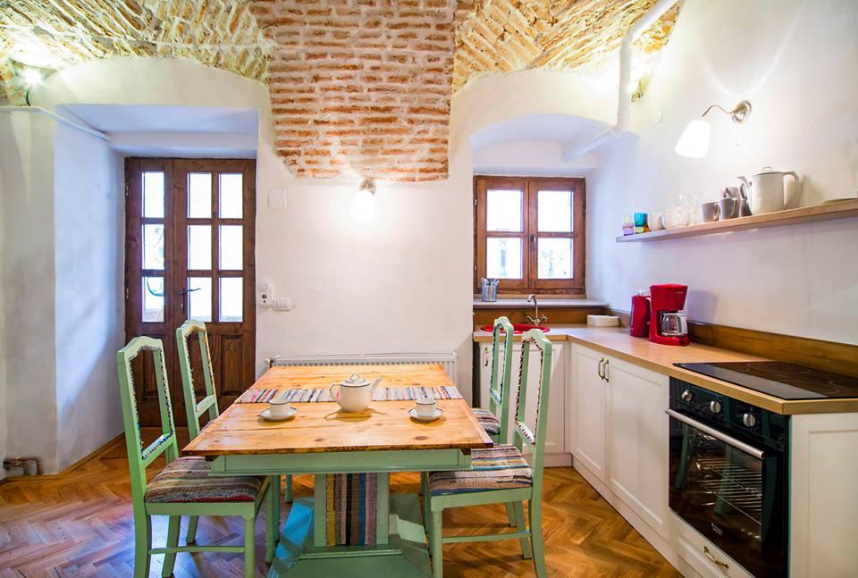 adelaparvu.com despre apartamente la Cluj, The Garden Apartment, designer Dacian Morar (8)
