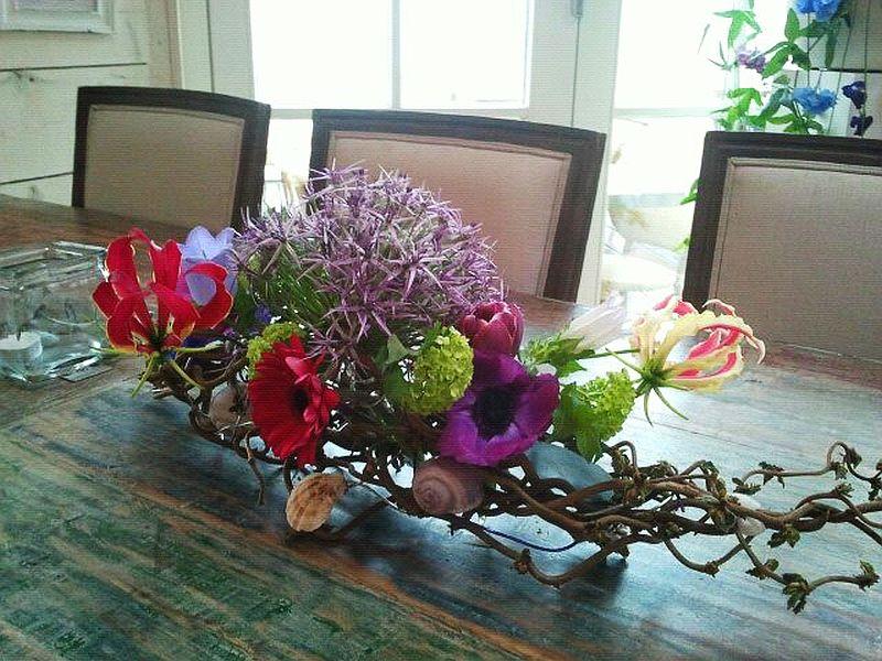 adelaparvu.com despre aranjamente florale si buchete de mireasa, florist Lucinda van der Ploeg, Foto Nikotino Fotografie  (10)