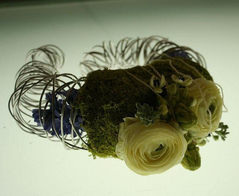 adelaparvu.com despre aranjamente florale si buchete de mireasa, florist Lucinda van der Ploeg, Foto Nikotino Fotografie  (11)