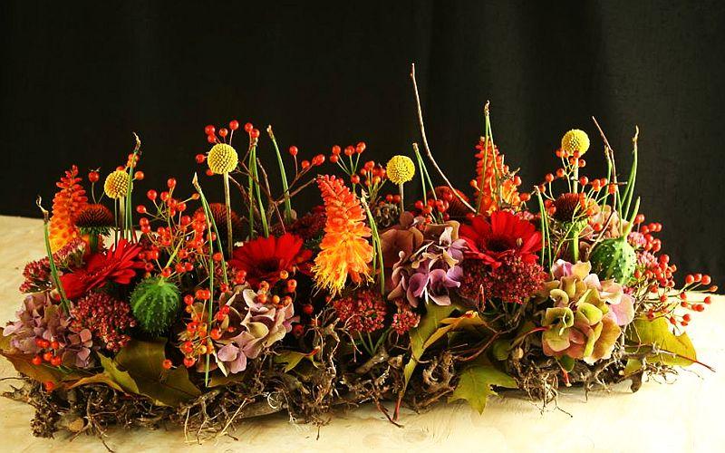 adelaparvu.com despre aranjamente florale si buchete de mireasa, florist Lucinda van der Ploeg, Foto Nikotino Fotografie  (16)