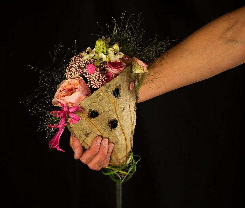 adelaparvu.com despre aranjamente florale si buchete de mireasa, florist Lucinda van der Ploeg, Foto Nikotino Fotografie  (17)