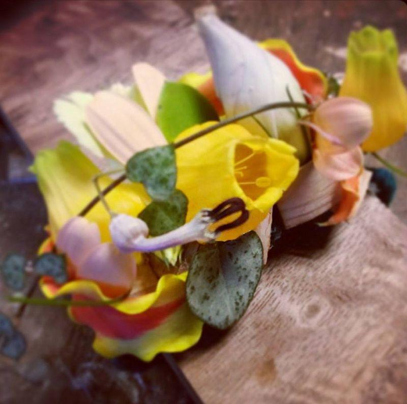 adelaparvu.com despre aranjamente florale si buchete de mireasa, florist Lucinda van der Ploeg, Foto Nikotino Fotografie  (19)