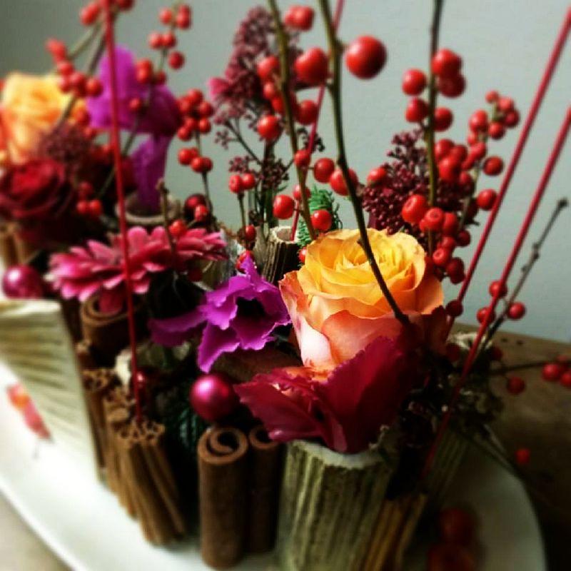 adelaparvu.com despre aranjamente florale si buchete de mireasa, florist Lucinda van der Ploeg, Foto Nikotino Fotografie  (21)