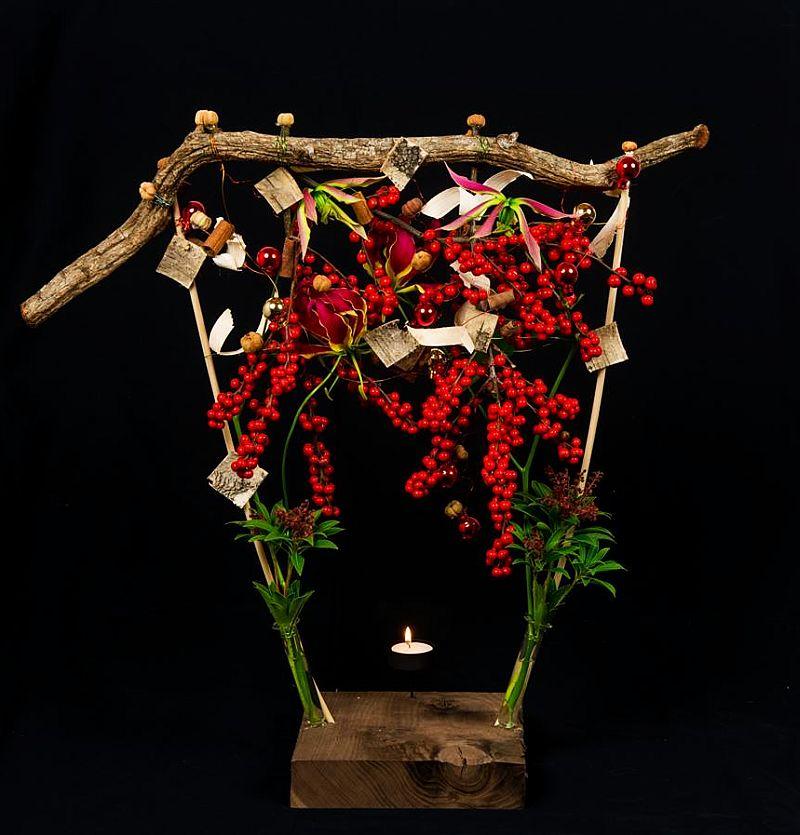 adelaparvu.com despre aranjamente florale si buchete de mireasa, florist Lucinda van der Ploeg, Foto Nikotino Fotografie  (22)